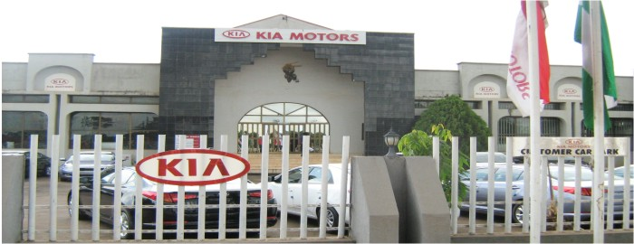 Contact Cavem Investments Limited Enugu, Dealers in all Kia Vehicles